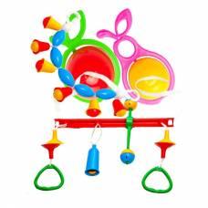 Набор подвесок и погремушек «Первая игрушка» Аэлита