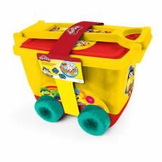 Набор Play-Doh - Креативная тележка, 30 предметов Darpeje