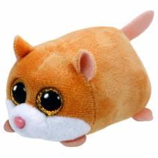 Мягкая игрушка Teeny Tys - Хомяк Peewee, 10 см Ty Inc