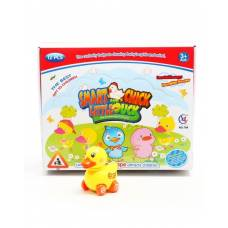 Набор птичек-машинок Smart Chick and Little Duck, 12 игрушек Shenzhen Toys