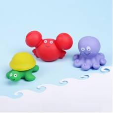 Игрушки-пазл для ванны