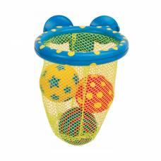 Игровой набор для ванны Hoops for the Tub, 4 предмета Alex