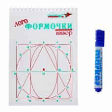 Игра-конструктор «Логоформочки: Визор» Развивающие игры Воскобовича