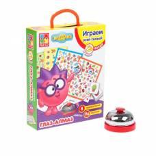 Игровой набор «Игры со звонком: Глаз-Алмаз, Бинго» Vladi Toys