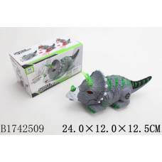 Динозавр на батарейках GUNAG CHANG