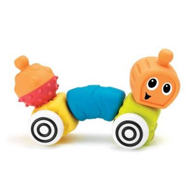 Набор фигурок для малышей Sensory, 12 шт. Infantino