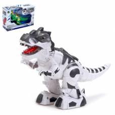 Динозавр-робот «Рекс», работает от батареек, световые и звуковые эффекты Sima-Land