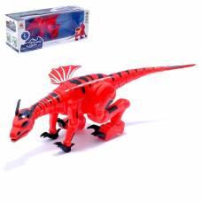Динозавр-робот DRAGON, работает от батареек, световые и звуковые эффекты Sima-Land