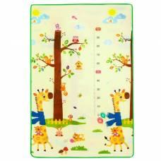 Коврик игровой, двусторонний, размер 178,5х117 см Sima-Land