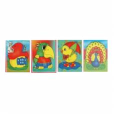 Детский пазл Mini - Мои игрушки, 15 элементов