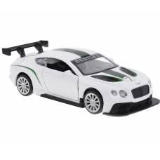 Металлическая модель Bentley Continental GT3, 1:43 Технопарк