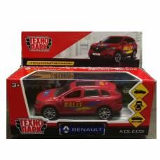 Металлическая машина Renault Koleos - Rally, 12 см Технопарк