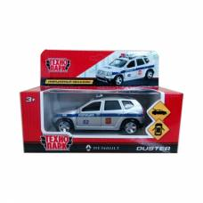 Коллекционная модель Renault Duster - Полиция Технопарк