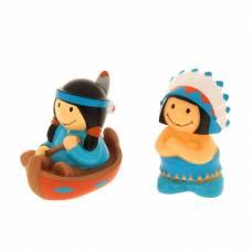 Набор из 2 игрушек-брызгалок для ванны