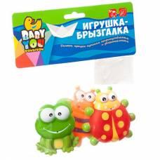 Игровой набор из 3 игрушек-брызгалок