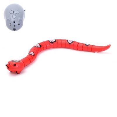 Змея радиоуправляемая «Джунгли», работает от аккумулятора Sima-Land