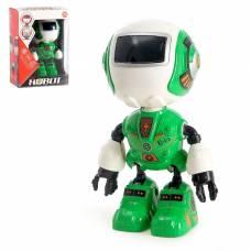 Робот «Вольт», световые и звуковые эффекты, работает от батареек, цвета МИКС Sima-Land