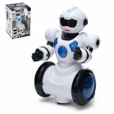 Робот «Танцор», световые и звуковые эффекты, работает от батареек Sima-Land