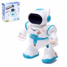 Робот «Глазастик», световые и звуковые эффекты, работает от батареек. Sima-Land