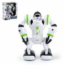 Робот «Кельвин», ходит, световые и звуковые эффекты, работает от батареек Sima-Land
