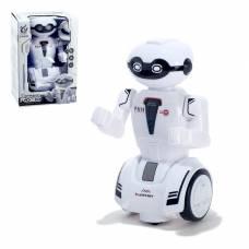 Робот «Шустрик», световые и звуковые эффекты, работает от батареек Sima-Land