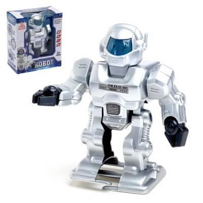 Робот «Космический воин», световые и звуковые эффекты, ходит Sima-Land