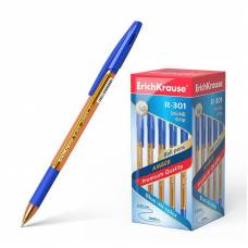 Ручка шариковая ErichKrause R-301 Amber Stick&Grip 0.7, цвет чернил синий Erich Krause