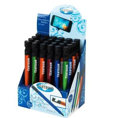 Шариковая ручка Smartphone, синяя, 0.7 мм CENTRUM