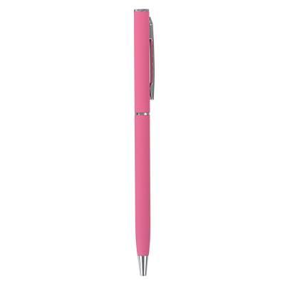Ручка шариковая автомат BrunoVisconti Palermo 0.7мм стер/син метал/корп коралл 20-0250/12 BrunoVisconti