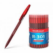 Ручка шариковая ErichKrause R-301 Original Stick 0.7, цвет чернил красный  Erich Krause