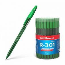 Ручка шариковая ErichKrause R-301 Original Stick 0.7, цвет чернил зеленый Erich Krause