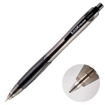Автоматическая шариковая ручка Fusion, черная Erich Krause