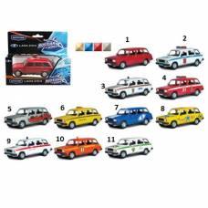 Коллекционная машина Lada 2104, 1:36 Autotime (Autogrand)