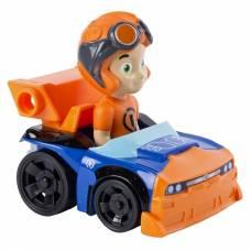 Игрушка Rusty Rivets - Машинка Расти, сине-оранжевая Spin Master