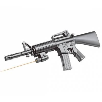 Игрушечная механическая винтовка с лазерным прицел, 54.5 см