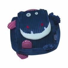 Детский рюкзак Deglingos Hippipos The Hippo, 25 см