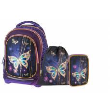 Супер-легкий рюкзак 3 в 1