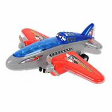 Игрушечный самолет Super Power - Авиашоу (звук, свет) Zhorya
