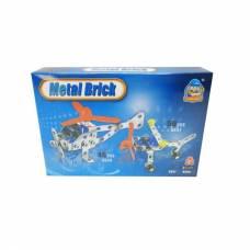 Металлический конструктор 2 в 1