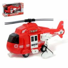 Вертолёт инерционный «Служба спасения» Sima-Land