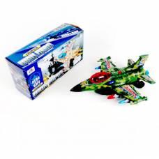 Игрушка War Hero - Военный самолет (свет, звук)