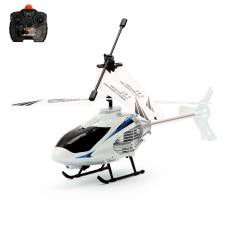 Вертолет радиоуправляемый, со световыми эффектами, цвета МИКС Sima-Land