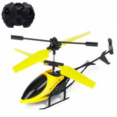 Вертолёт радиоуправляемый «Крутой вираж», световые эффекты Sima-Land