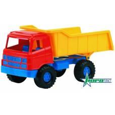 Пластиковый грузовик