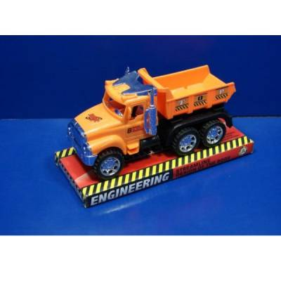 Инерционный грузовик Engineering