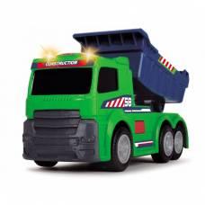 Игрушечный грузовик (свет, звук), 16 см Dickie