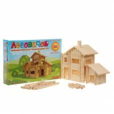 Деревянный конструктор