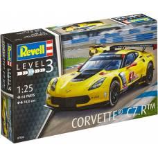Сборная модель автомобиля Corvette C7.R, 1:25 Revell
