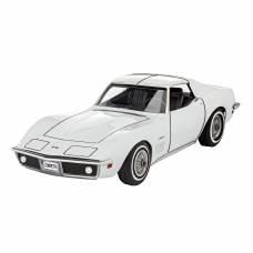 Сборная модель автомобиля Chevrolet Corvette C3, 1:32 Revell