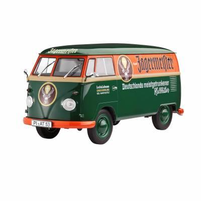 Подарочный набор со сборной моделью VW T1 Kastenwagen, 1:24 Revell